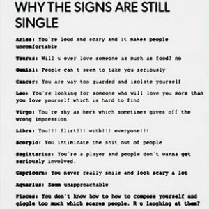 yourself first, then ask yourself why. #astrology #zodiac #horoscope ...