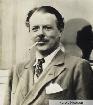 sir harold george nicolson kcvo cmg 21 november 1886 1 may 1968 was an ...