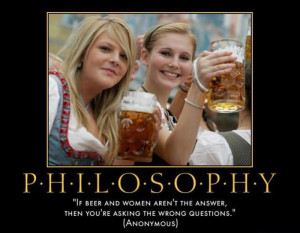 demotivation poster_beer_and_women