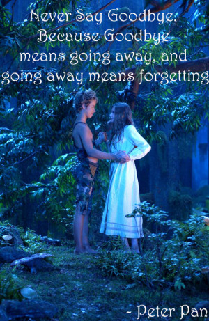 peter pan quote 1 by flaviamalfoy peter pan quotes tumblr