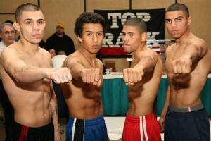 Cordova Cuauhtemoc Vargas Juan Manuel Lopez Victor Ortiz Boxing Quotes ...