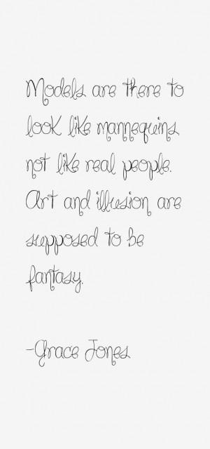 Grace Jones Quotes & Sayings