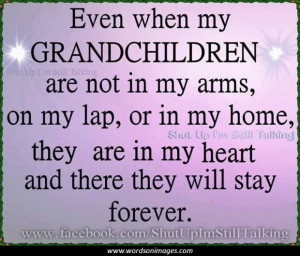 Quotes about grandchildren