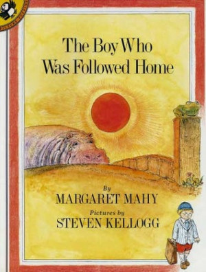 "Start by marking ""The Boy Who Was Followed Home"" as Want to Read:"
