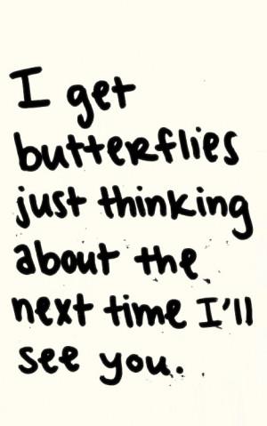 love quotes butterflies