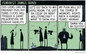 Feminist James Bond