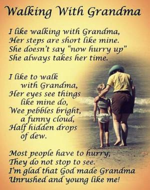 great grandma quotes/poems