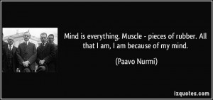More Paavo Nurmi Quotes