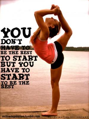 Cheerleading Inspirational Quotes