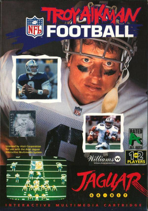 Troy Aikman NFL Football (World) ROM
