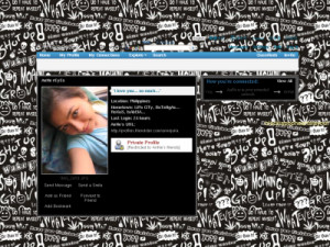 emo quotes and pics. Emo Hate Quotes Layout