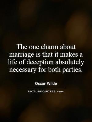Deception Quotes