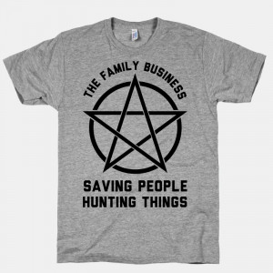 supernatural 2 saving people hunting things the family business