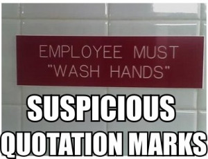 Funny photos funny wash hands sign quotes