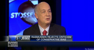 Scott Rasmussen has parted ways with Rasmussen Reports, the eponymous ...