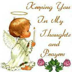 You are always in my thoughts and prayers Berni x - yorkshire_rose ...