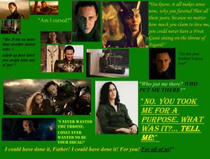 Loki Quotes by IMORTALNIGHTGIRL