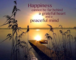 peaceful mind...Thoughts, Peace Mindfulness, Inspiration, Happy Quotes ...