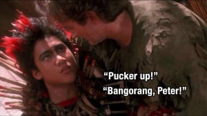 In Hook , Robin Williams played Peter Pan to a T, but did you know he ...