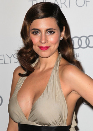 One Response to The Daily Looker: Jamie-Lynn Sigler
