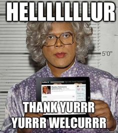 wish i had a madea in my family memes stuff funni families madea ...