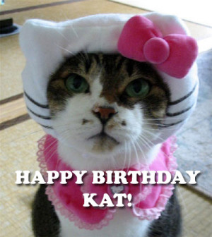cute happy birthday cat images cute happy birthday cat images