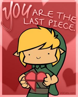 of zelda i love you however i went with mostly marriage proposal zelda ...