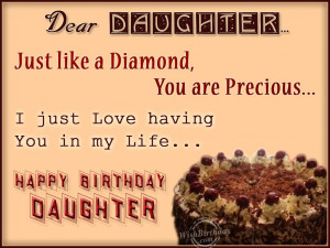 Daughter To Mother Birthday Quotes