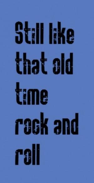 Rock Music Lyric Quotes Rock & roll song lyrics,