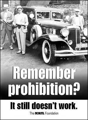 ... finally put an end to marijuana prohibition. Earl Blumenauer of Oregon