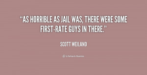 Quotes About Jail