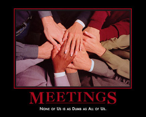 Ways You Make Bad Meetings Worse (And What To Do About It)