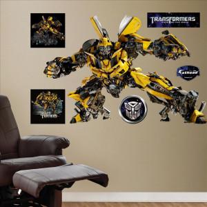 Bumblebee Transformers3 Fathead