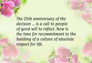 25 years work anniversary quotes