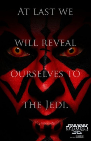 Quote - Sith - Star Wars