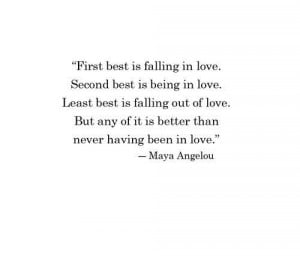 Maya angelou famous popular quotes and sayings love