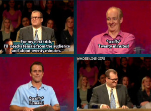 Whose Line Is It Anyway?' Is Coming Back!