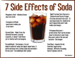 Harmful Soda Effects On The Body - The Health Effects Of Soft Drinks