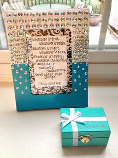 cute picture frame with a sorority quote is always a nice gift for ...
