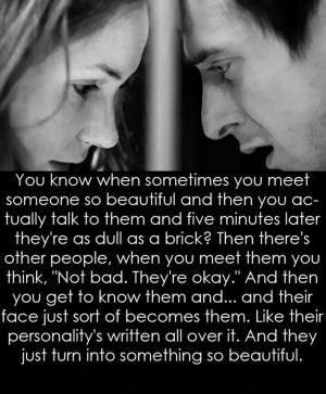 This quote is so beautiful :')