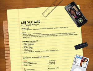 20 Smart and Creative Resume Design