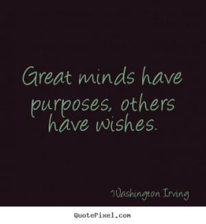 Washington Irving Inspirational Wall Quotes
