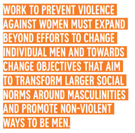 Global Lessons from the UN Study on Violence Against Women in Asia