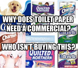 Funny Quotes About Toilet Paper