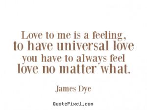 Universal Love Quotes