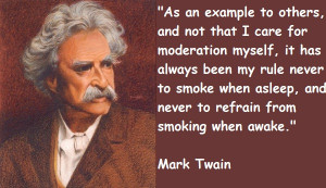 Mark Twain Inspiration