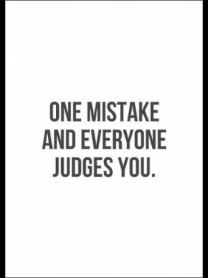 Quotes about making mistakes in love tumblr