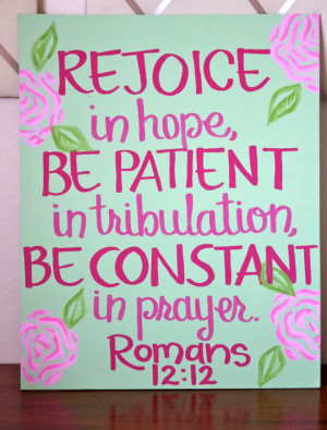 Custom Scripture or Quote Painting - 11