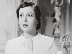 Luise Rainer in ihrem ersten Oscar Erfolg quot Der gro e Ziegfeld