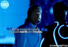"""... my Zen thing, man."""" -- Kevin Flynn aka Jeff Bridges :: Tron Legacy"""